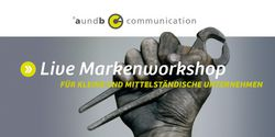 Der Markenworkshop von aundb communication